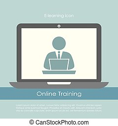 E-Learning Poster.