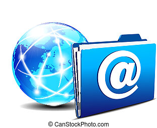 E-Mail-Internet-Welt