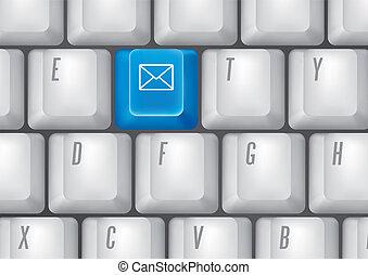 E-Mail-Knöpfe