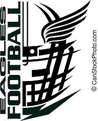Eagles Football.