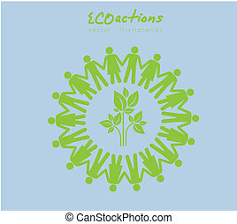 Eco-Aktionen