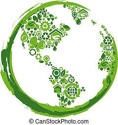 Eco-Konzeptplaneten - 2