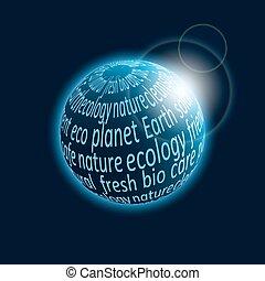 Eco Planet Ikone