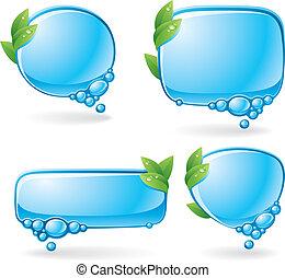 Eco-Rede-Blase-Set