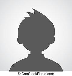 Ein Avatar-Profilbild.