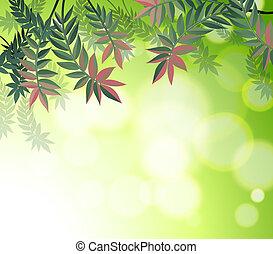 Ein Briefpapier mit vielen Blättern