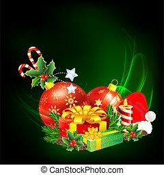 Ein buntes Weihnachtsgeschenk
