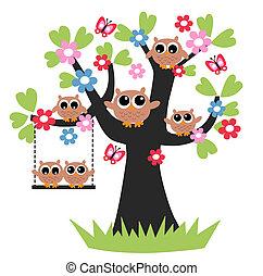 Ein eigener Stammbaum.