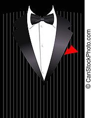 Ein eleganter Anzug