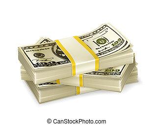 Ein Haufen Geld