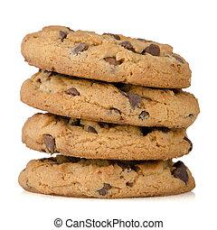Ein Haufen Kekse