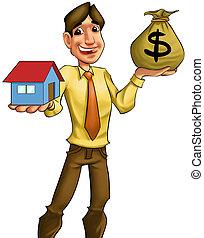 Ein Haus kaufen