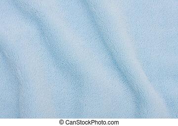 Ein hellblauer, simurierter Hintergrund