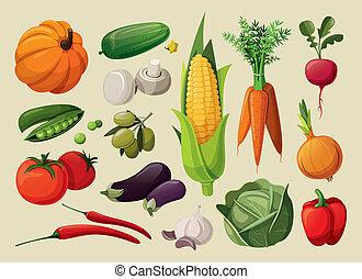 Ein leckeres Gemüse.
