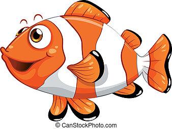 Ein Nemo-Fisch