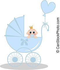 Ein Neugeborenes