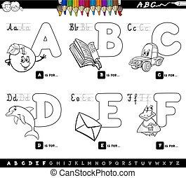 Ein pädagogisches Alphabetbuch.