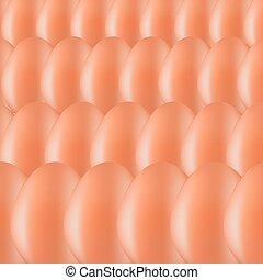 Ein Paar Eier