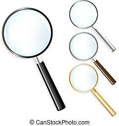 Ein paar Magnifier