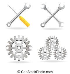 Ein paar Werkzeuge