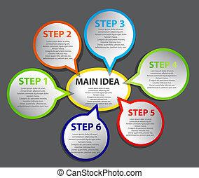 Ein Programm zur Unternehmenspräsentation
