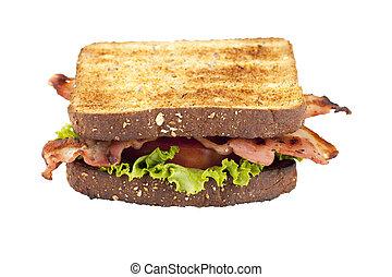Ein Sandwich.