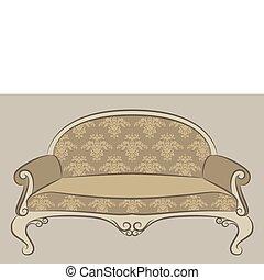 Ein Sofa für Oldtimer