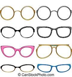 Eine Brille für jeden Geschmack