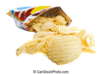 Eine Tüte Chips