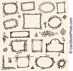 Eine Zeichnung für Ihr Design