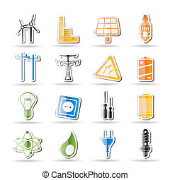 Einfache Elektrizität, Energie, Energie