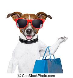 Einkaufshund