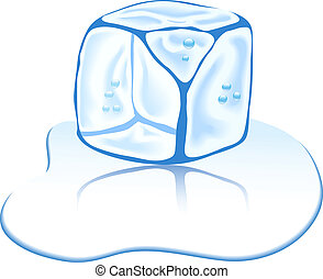 eis, cube.
