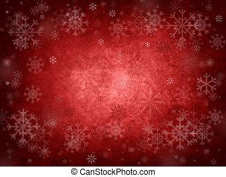 Eisrote Weihnachtsgeschichte
