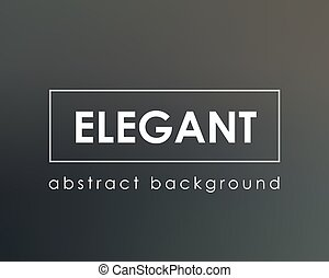 Eleganter, abstrakter, verschwommener, dunkler Hintergrund