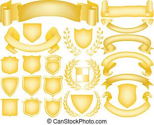 Elemente für Logos