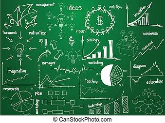 Elemente Grafik und Diagramme