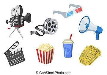 elemente, satz, film