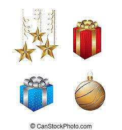 Elemente Weihnachten