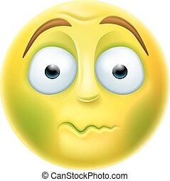 Emoji Emoticon.