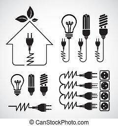 Energie-Ikonen