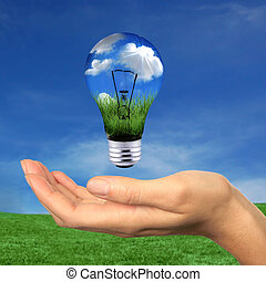 energie, innerhalb, erzielen, erneuerbar