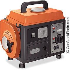 Energiegenerator.