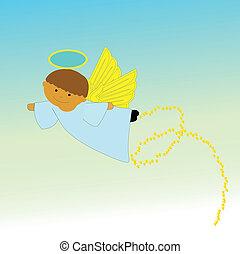 Engel fliegen