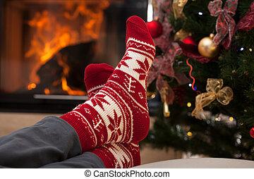 Entspann dich nach Weihnachten