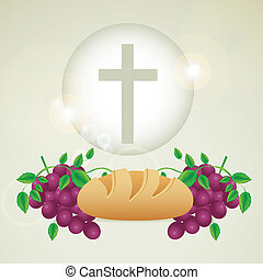 Eucharistisches Sakrament.