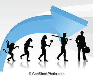 Evolution der Person2