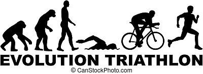 Evolution Triathlon.