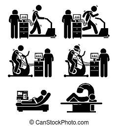 Exercise Stresstest Herzkrankheiten