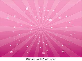 färben hintergrund, rosa, licht